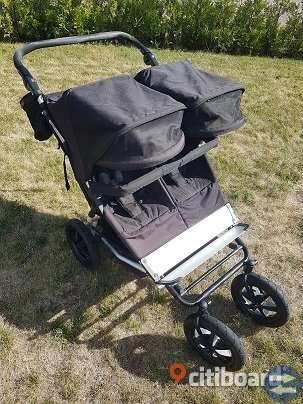 Mountain Buggy Duet syskonvagn