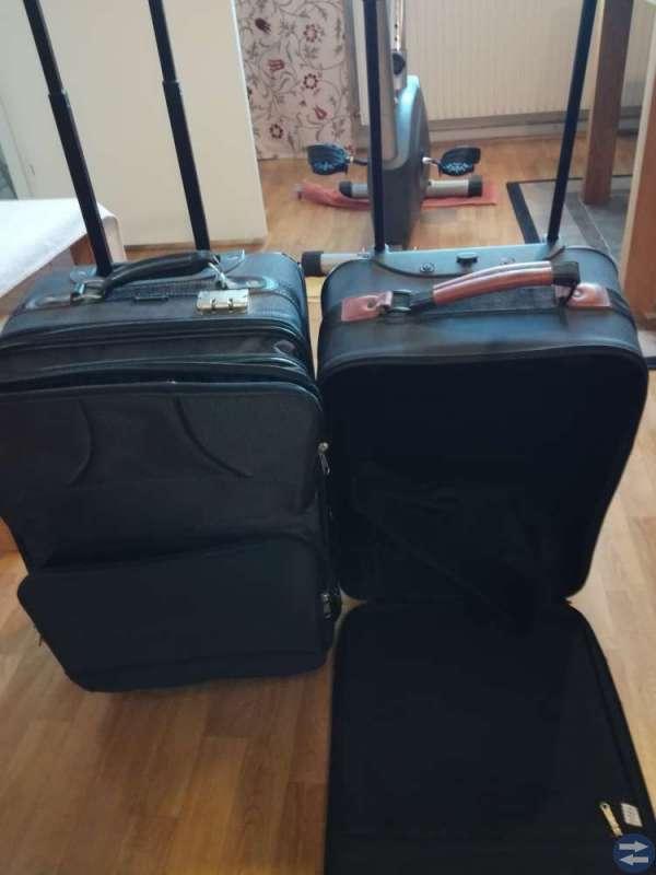 4st resväskor