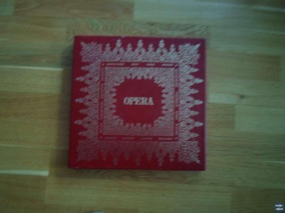 LP-skivor Opera.