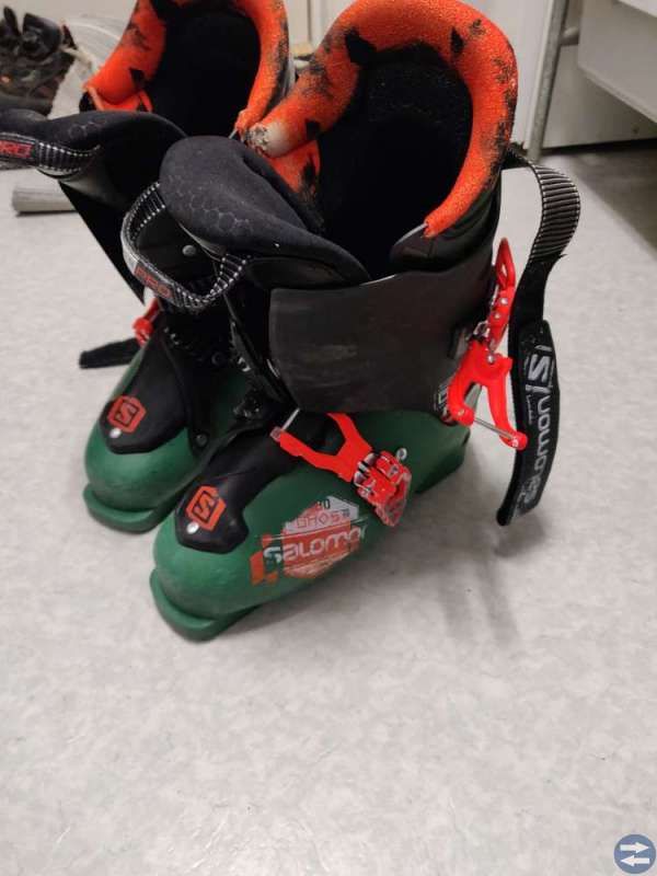 Salomon Ghost 80 pjäxor