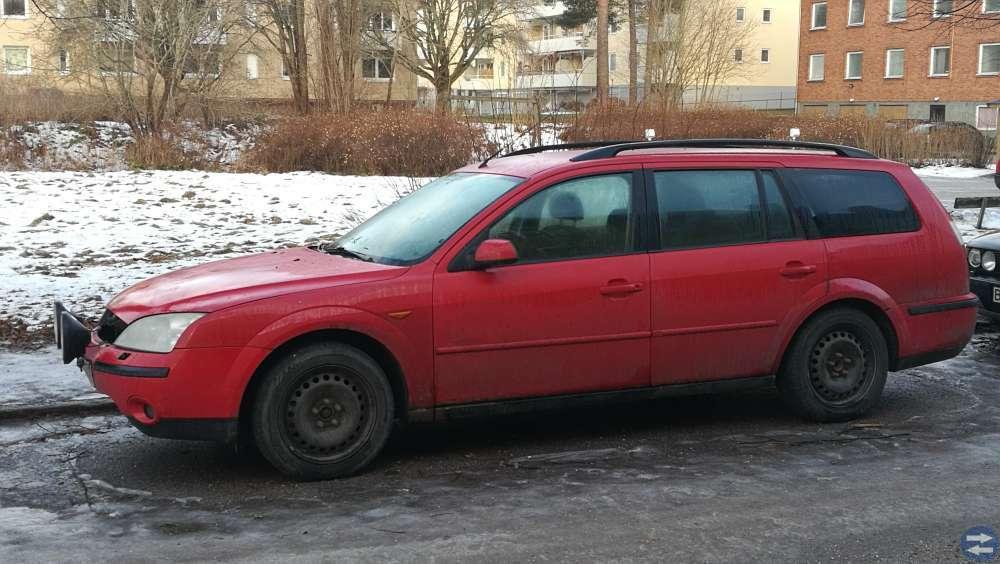 Ford Mondeo -02 gör det själv bil