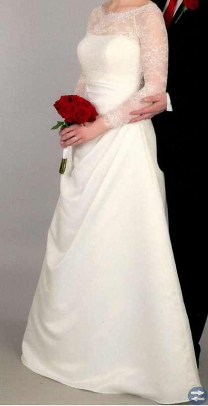 Brud och balklänning