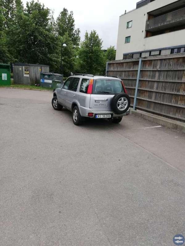 Honda CRV - 00