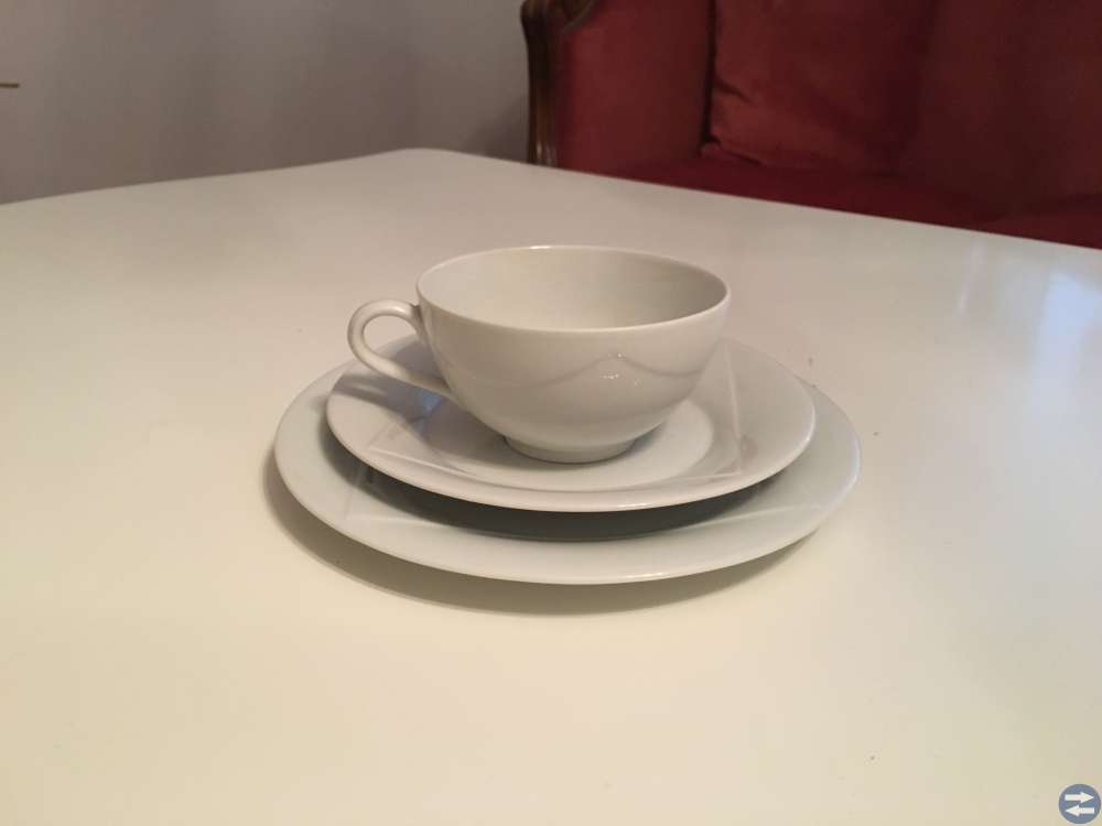 Te/kaffe servis Rörstrand