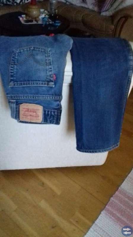 2par Lewis jeans bootcut knapp gylf.
