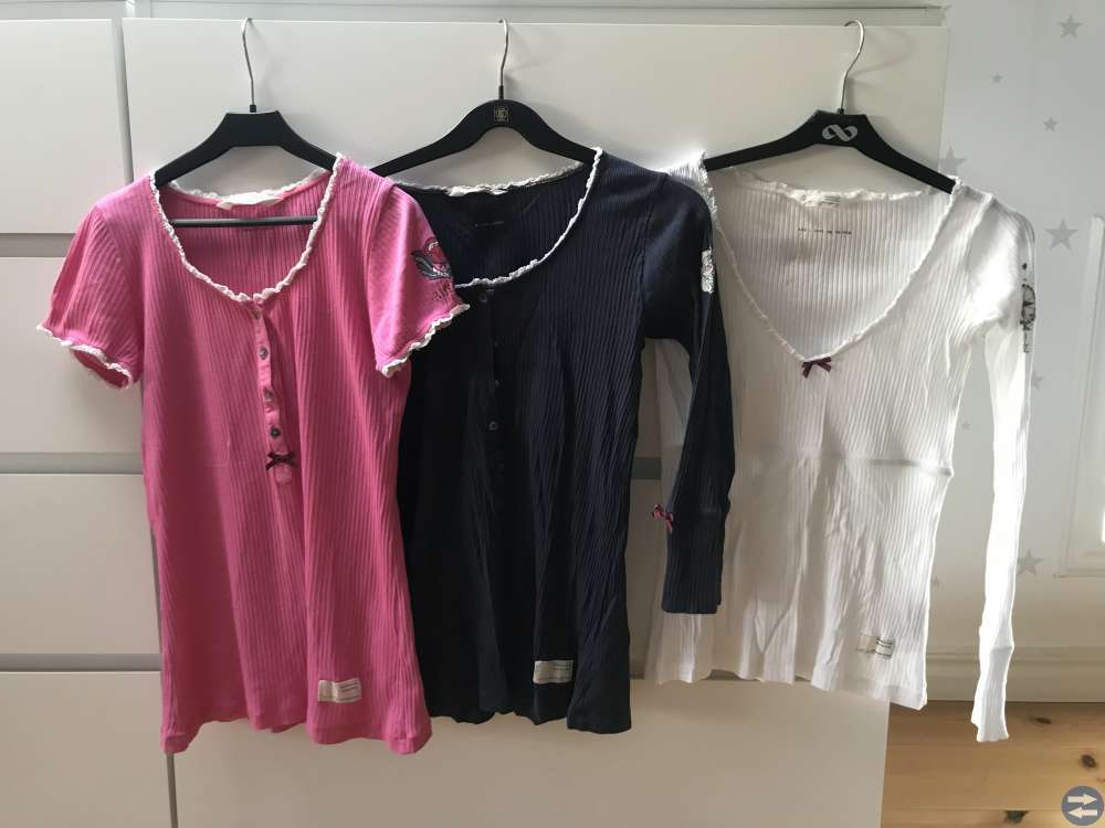 Pelle P, Odd Molly, Hollister mm