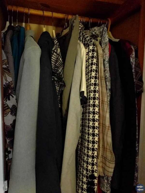 Dam, flickor och pojkar kläder