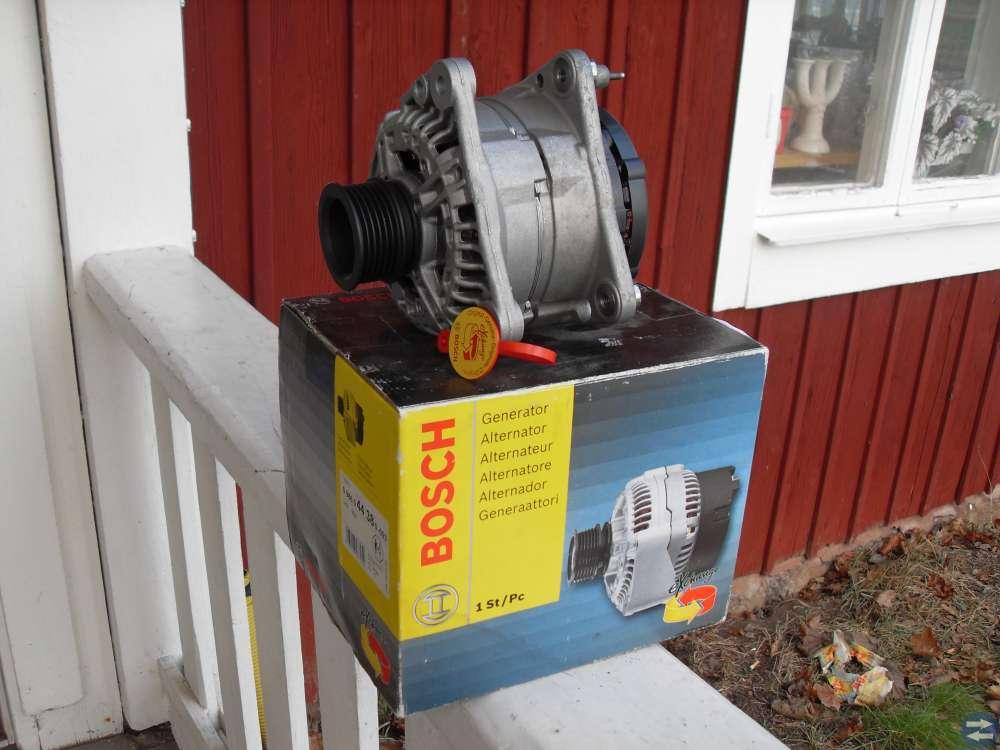 Ny Bosch generator