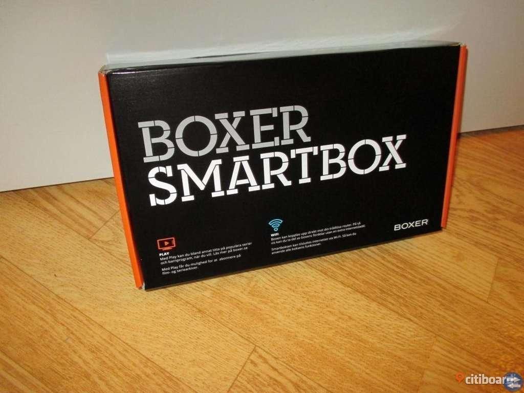 Boxer smartbox Sagem DTIW77