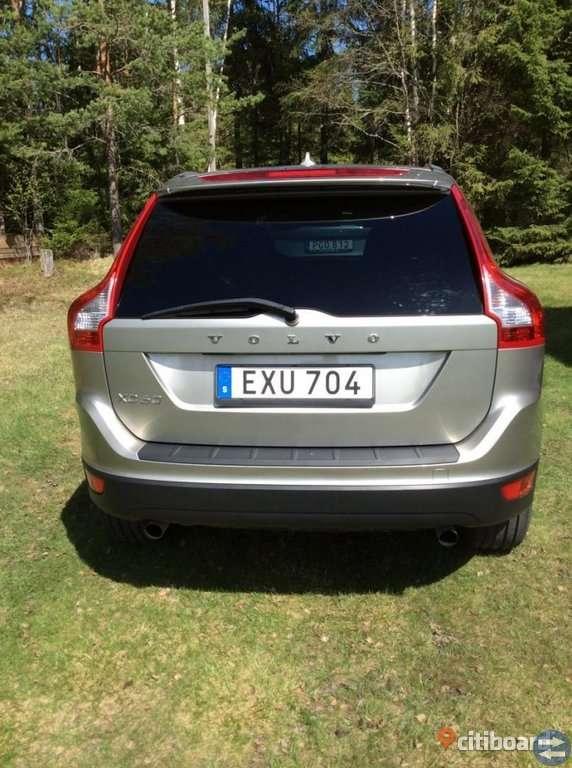 2013 Volvo XC60 3.2 liter (243 hp)