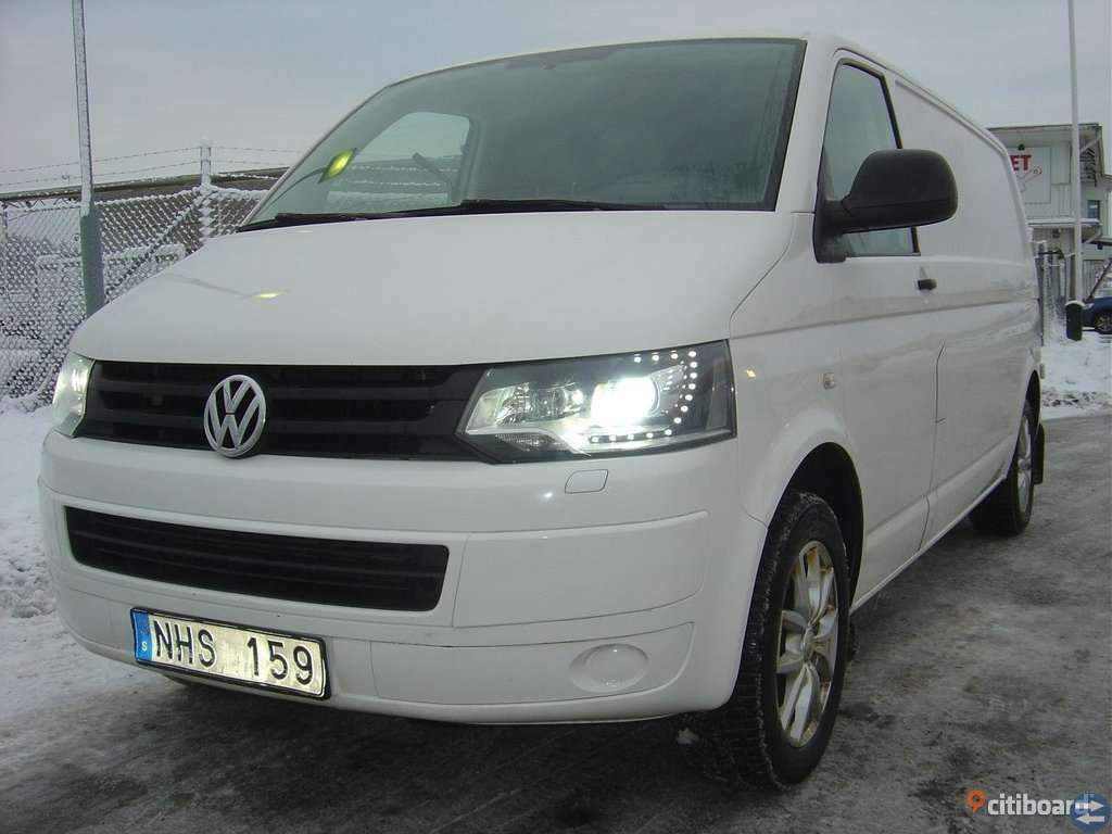 Volkswagen Transporter 2,0TDI 4-M Värme Xenon