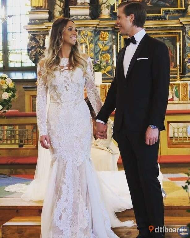 Unik brudklänning Pronovias