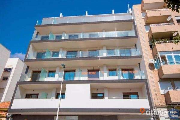 Costa blanca ny lägenhet