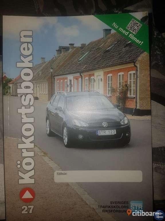 Körkortsböcker