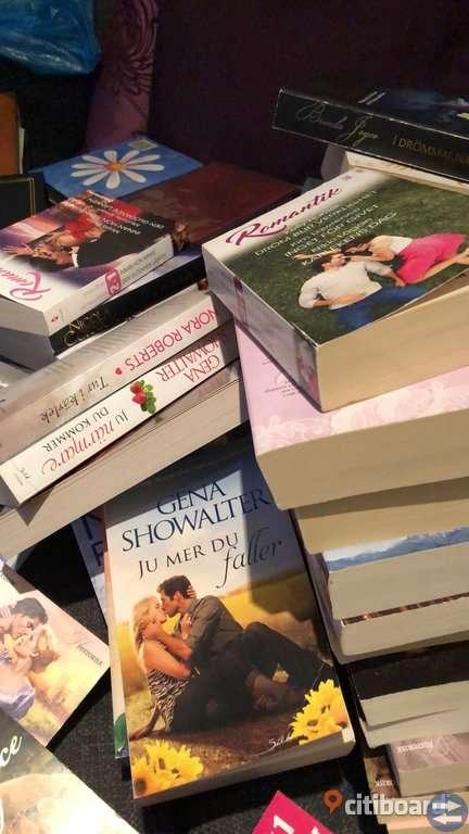 Harlequinböcker