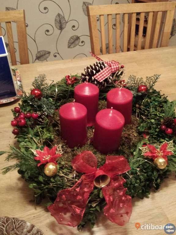 Jul påskranssar