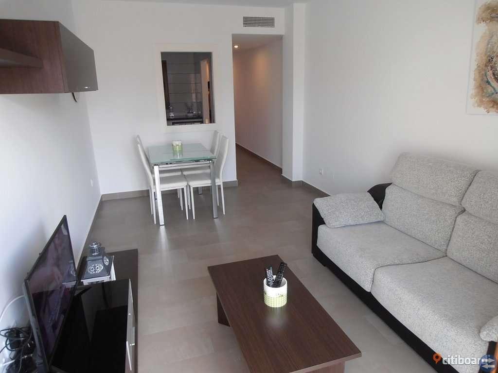 Till hyra ny lägenhet byggnad costa blanca