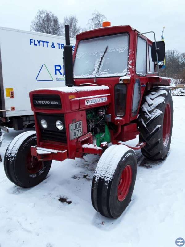 Volvo 500 bm traktor