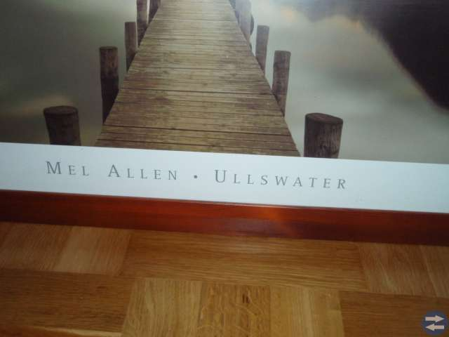 Tavla - Mel Allen - Ullswater - 78 x 58 cm