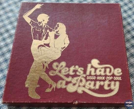 LP-skivor 10 st i album