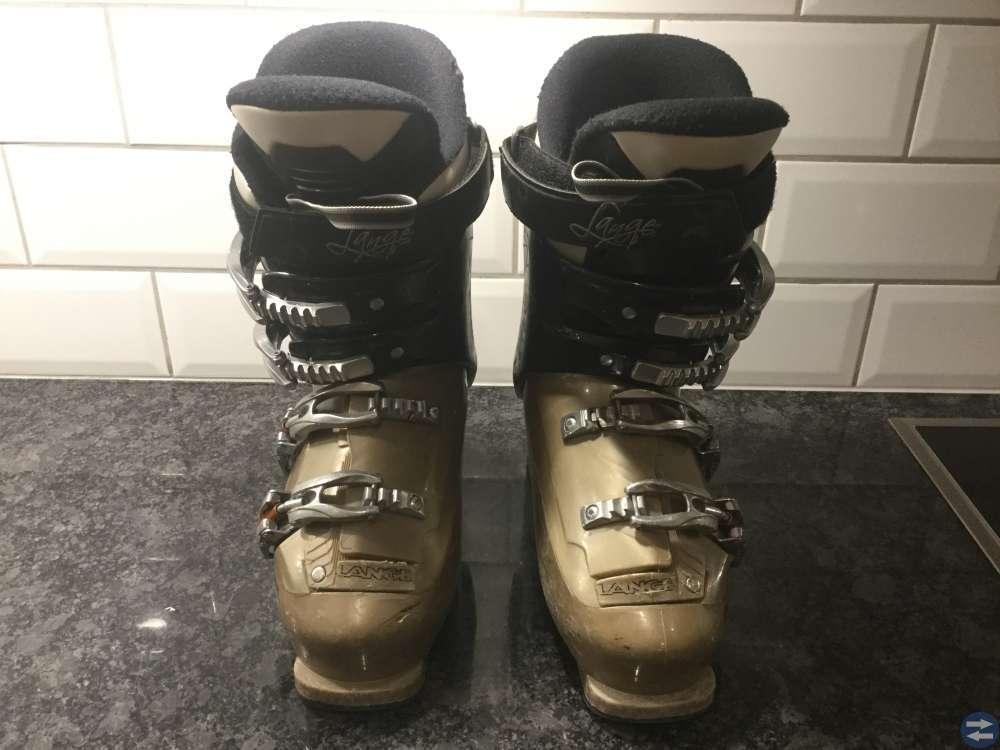 Slalompjäxor storlek 38,5