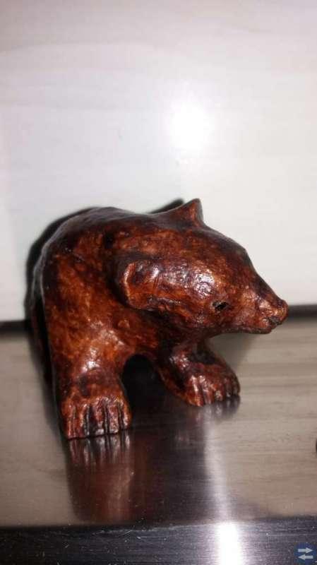 Snidad björn