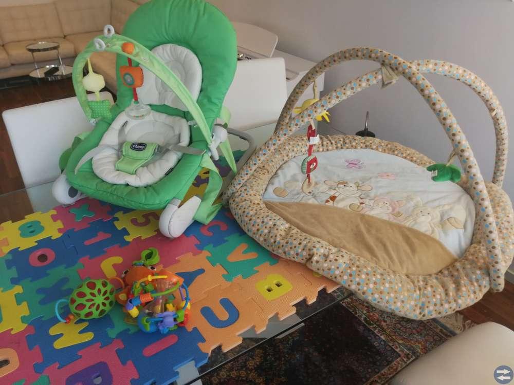 Babyprodukter & babyleksaker