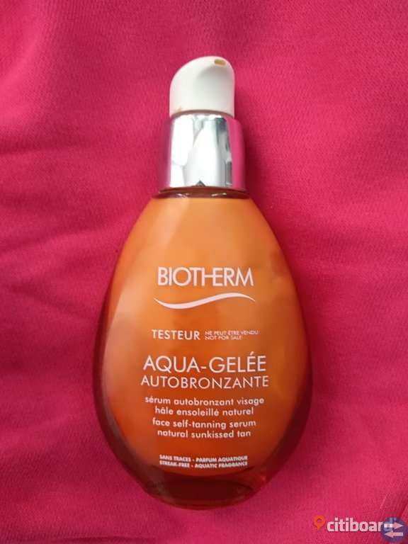 Biotherm Bronzier Serum +Rituals Of Dao Relaxing serum