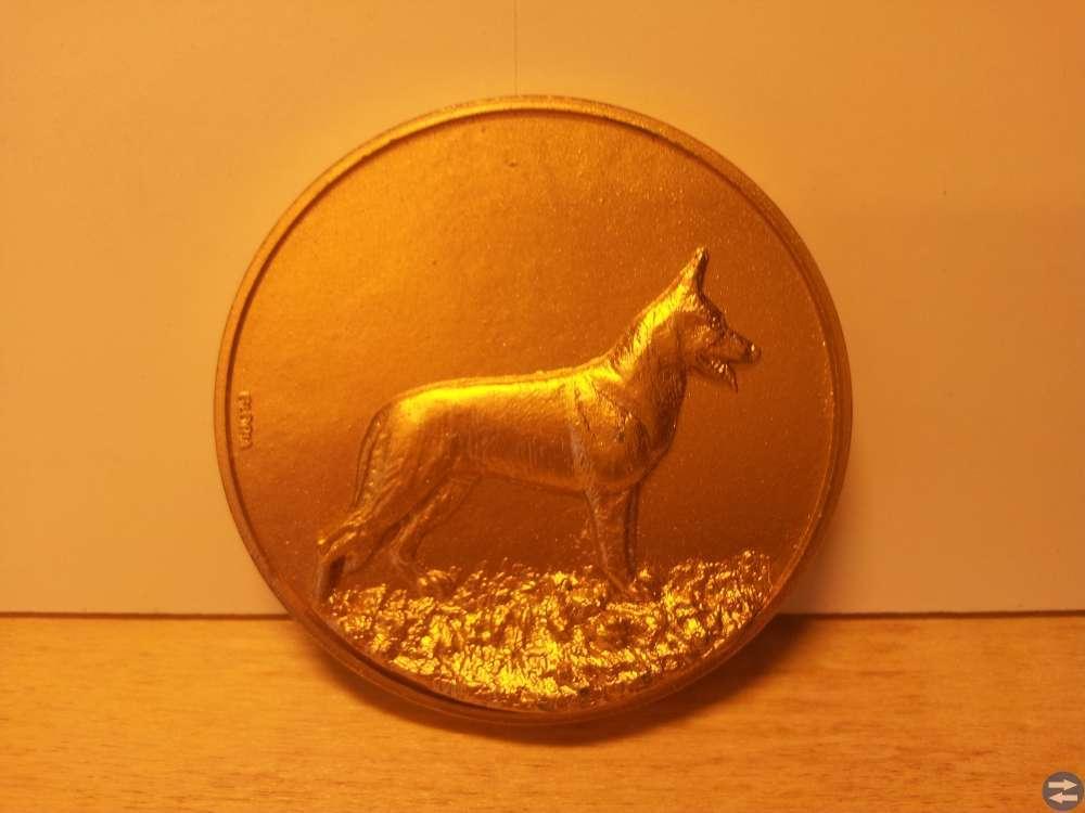 Stora hundmedaljer  (Schäfer)