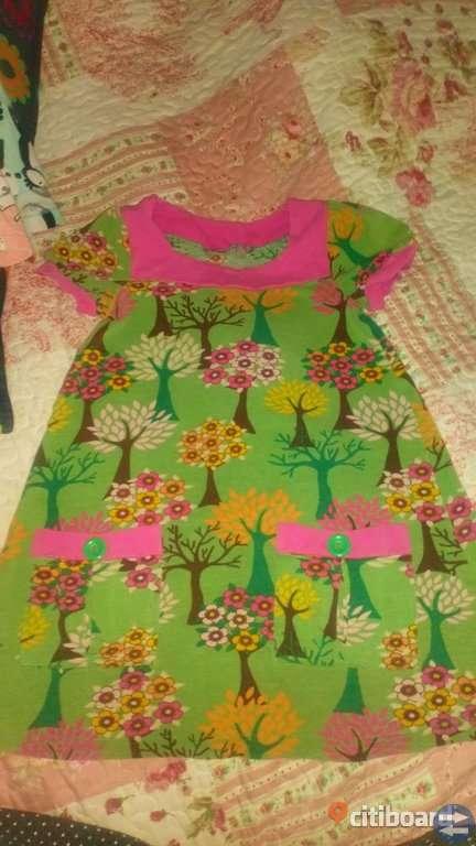 Lindex klänning stl 116
