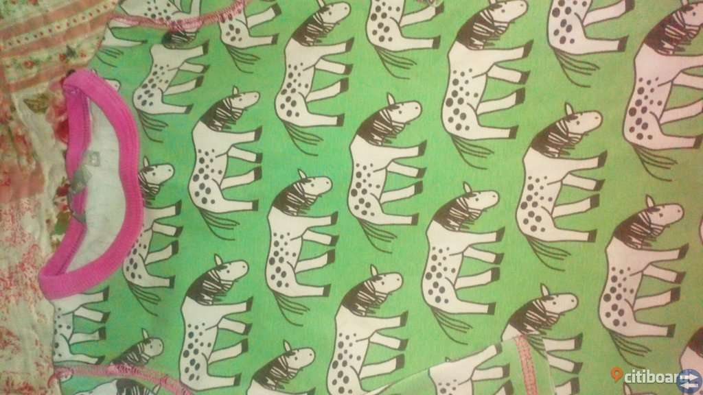 Lindex tunika/klänning stl 98