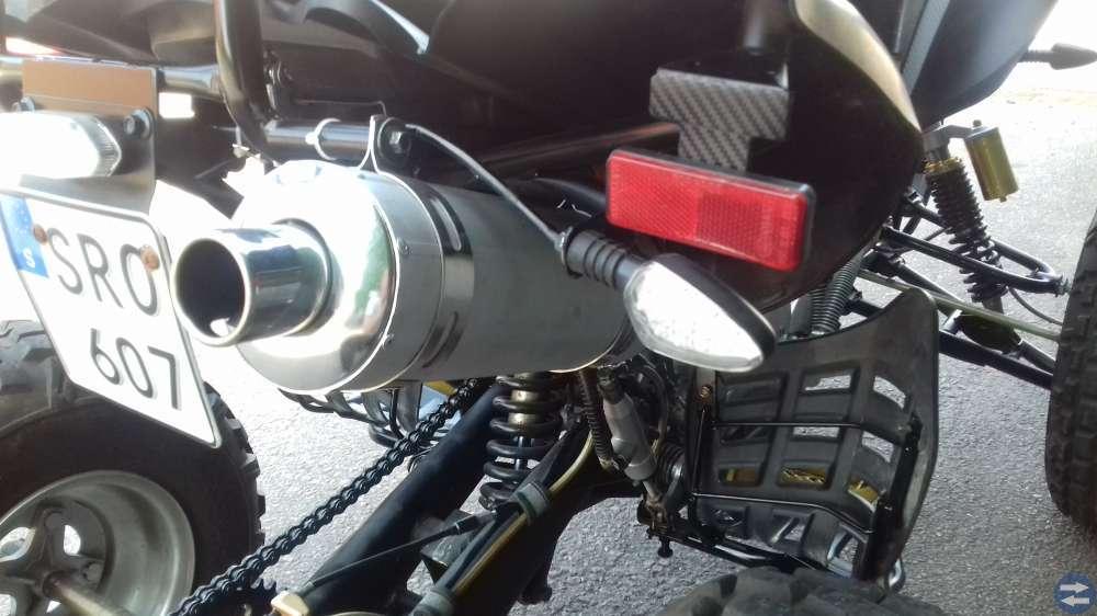 2014 Bashan 250cc