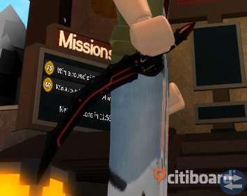 Roblox Assassin | Proton | Spel Objekt