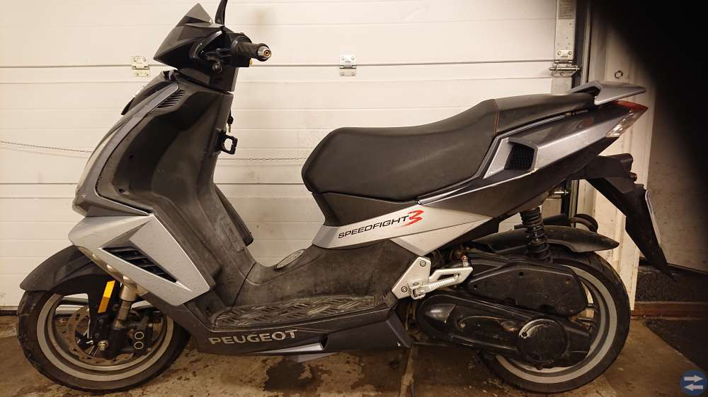 Peugeot Speedfight 3 2010