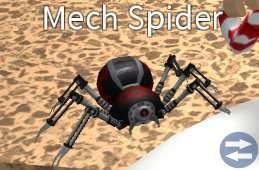 Roblox Assassin | Mech Spider | Spel Objekt