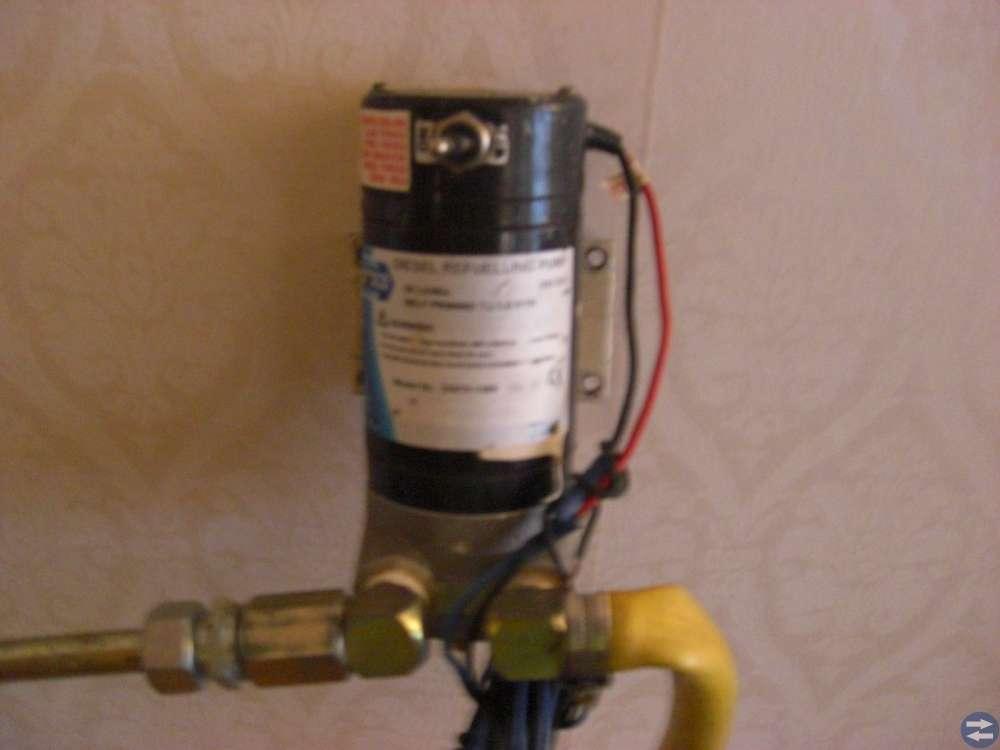 Benzin pump