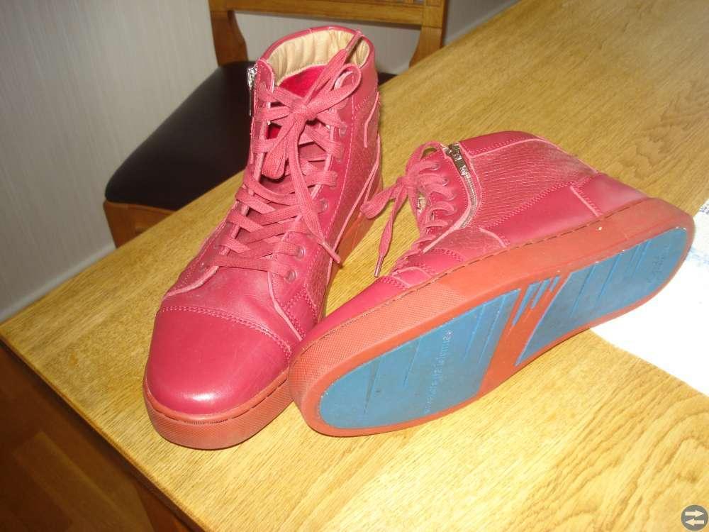 Skor Sneakers Skinn