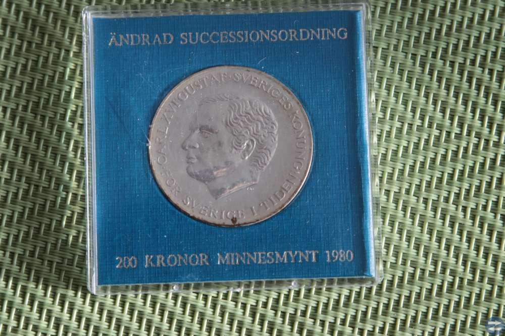 200 kr minnesmynt