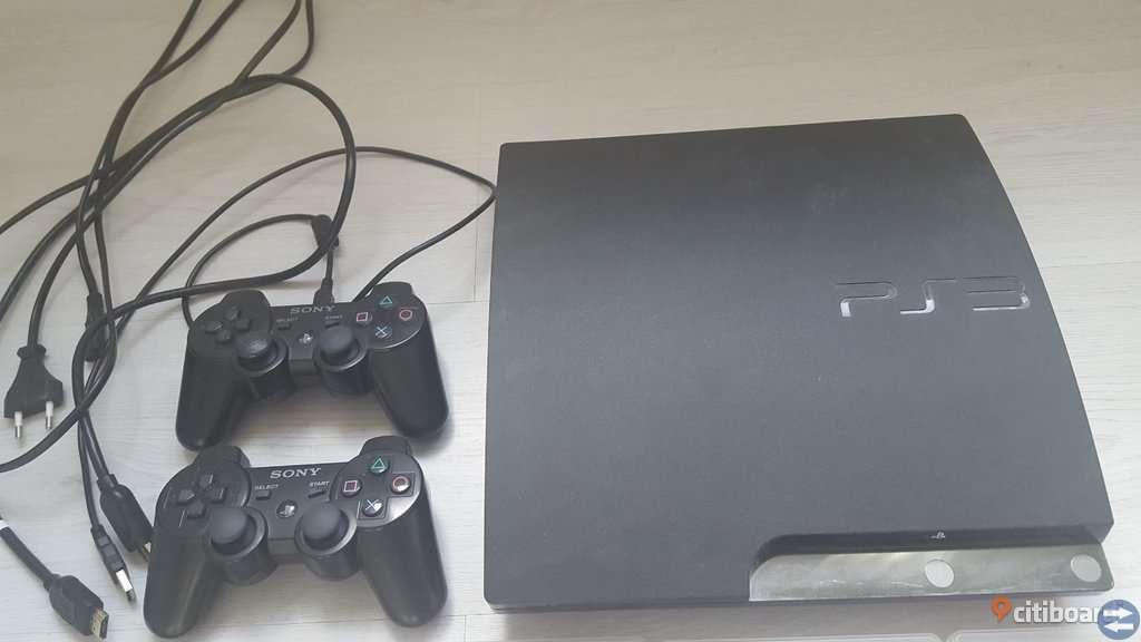 PS3 + Spel