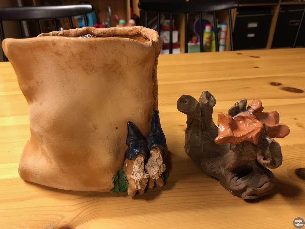 Magasinets keramik från Funäsdalen