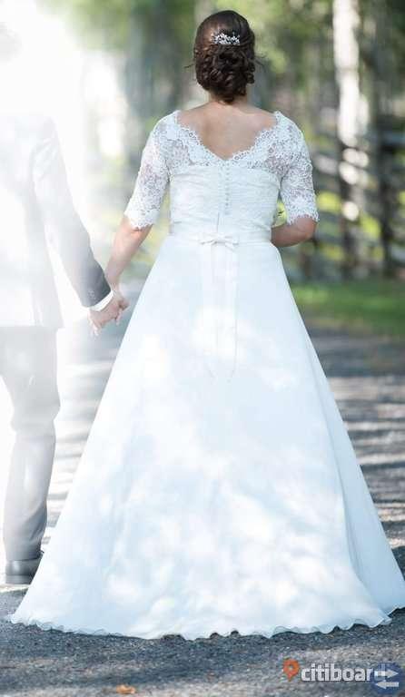 Brudklänning/bröllopsklänning