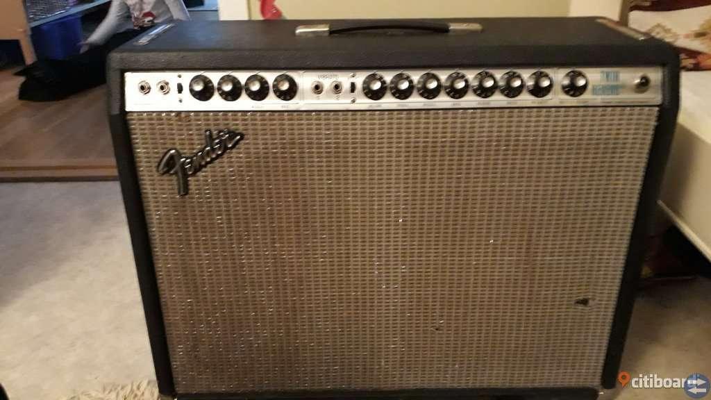 Fender twin reverb original