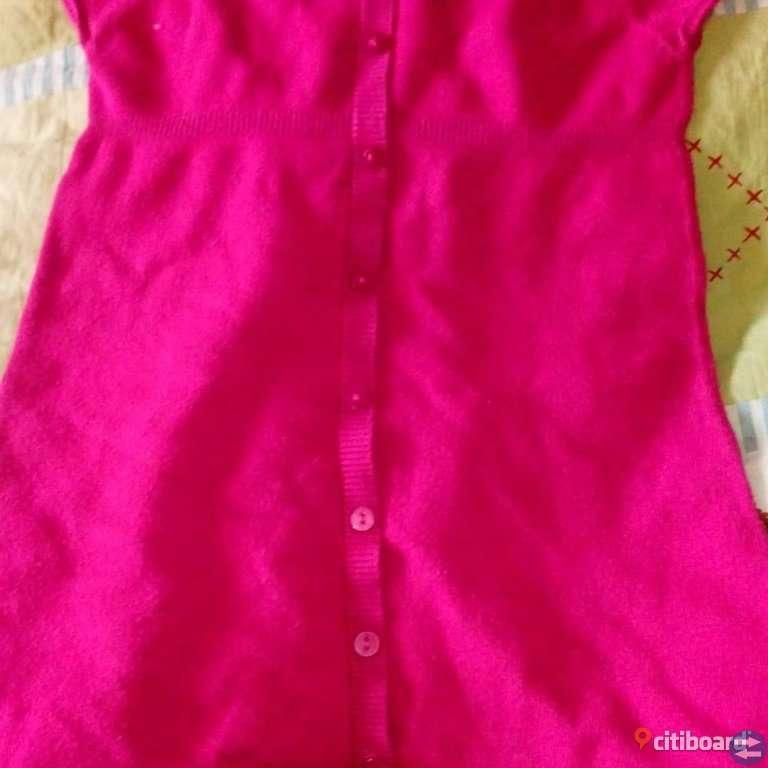 Pompdeluxe klänning stl 92