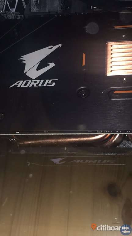 RX 580 Aorus