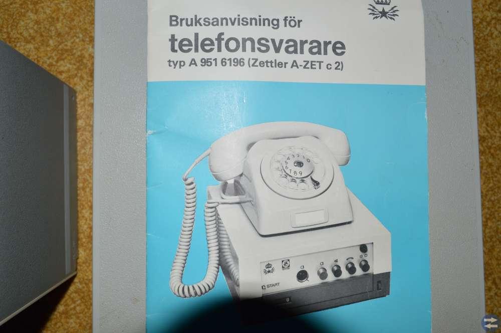 Telefonsvarare