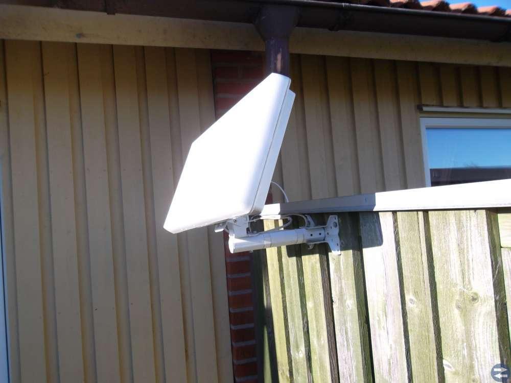 Canal Digital, kompl parabolpaket (platt)