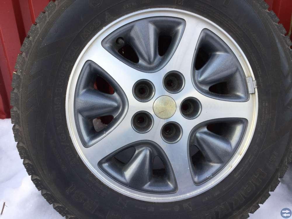 Chrysler Voyager, HakkapeliittaRsi Dubbfria vinter