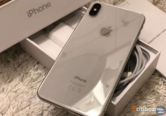 Ny iPhoneX Max - 64gb