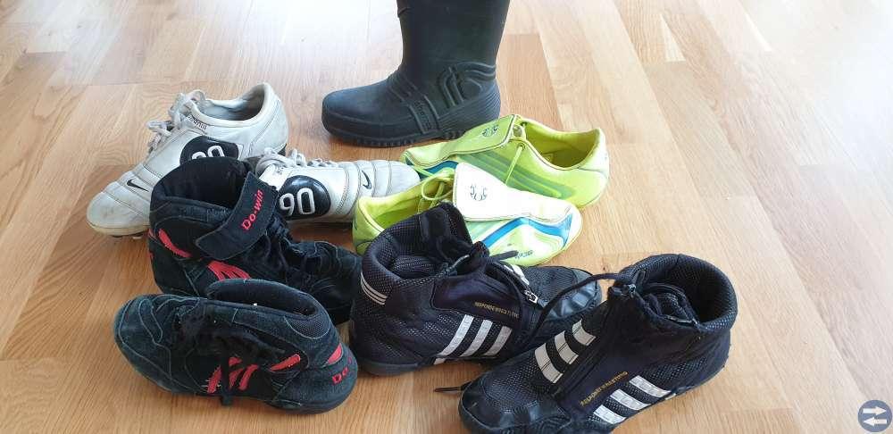 Barnkläder 122 till 154 skor