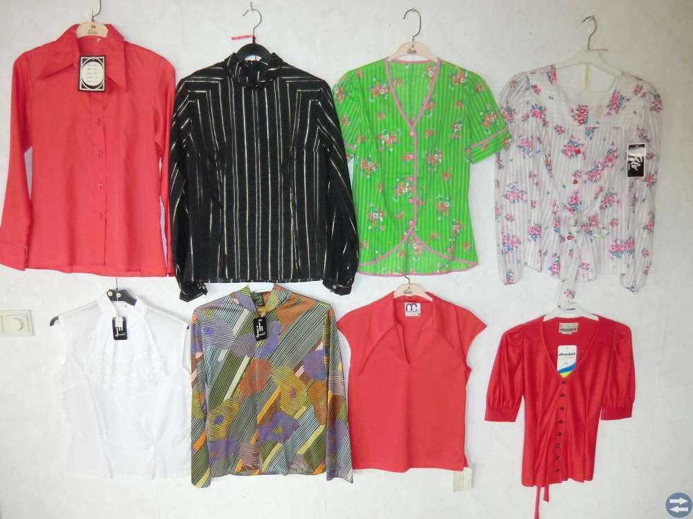 Nya Damtröjor och Blusar från80-90 Talet